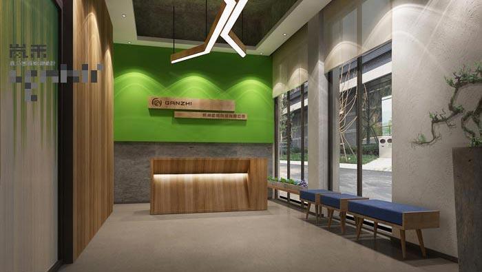 杭州感知软件科技办公室装修设计案例