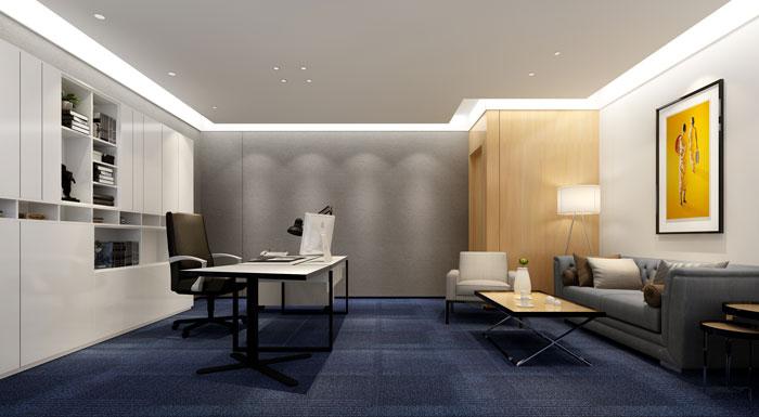 律师事务所办公室软装设计方案解析