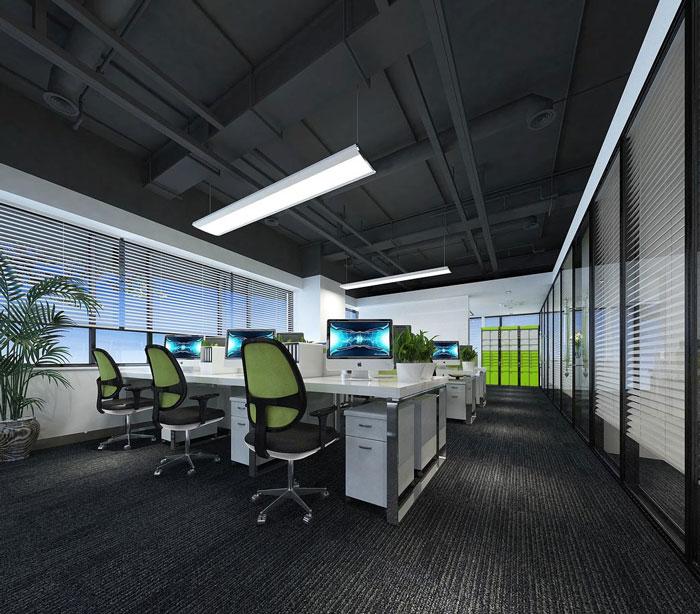 科技公司办公室软装设计方案详解