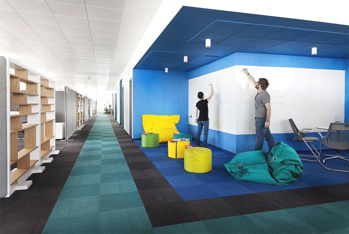 创意+时尚办公室装修设计案例