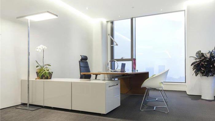 科技公司办公室装修设计案例