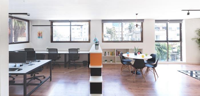 初创公司办公室装修设计案例