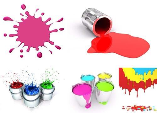 油漆效果图
