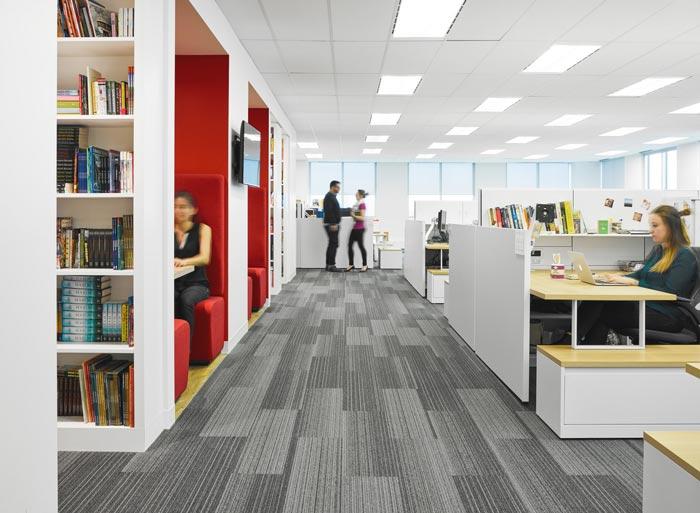 书屋工作室装修设计案例