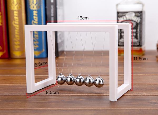 牛顿摆球效果图