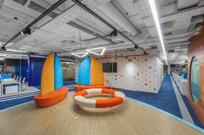 品牌营销策划公司办公室装修设计案例