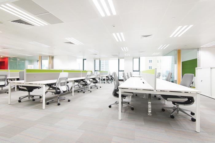 创新办公室装修设计案例