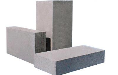 加气混凝土砖效果图