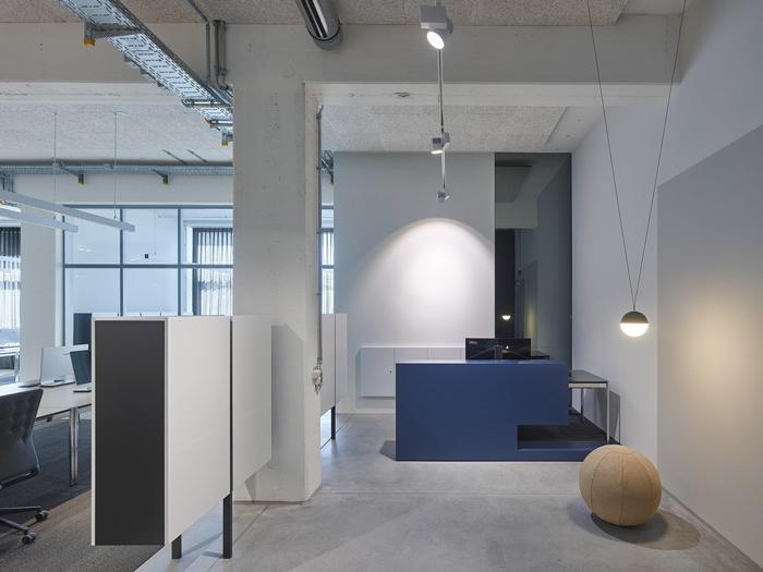 小型活动策划公司办公室装修设计案例
