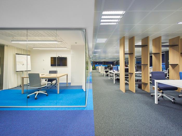 全球制药公司办公室装修设计案例