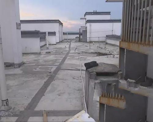 7龄童16楼坠入排烟管道示意图
