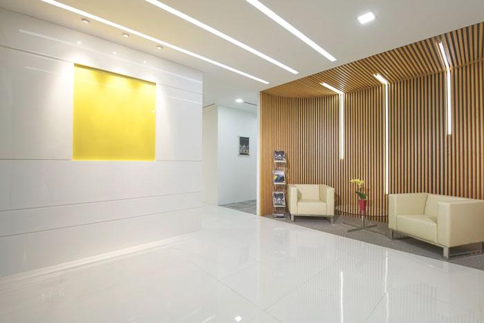 金融理财公司办公室装修设计效果图