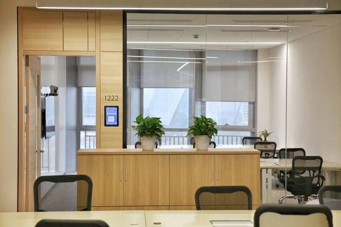 联合办公空间独立办公设计方案