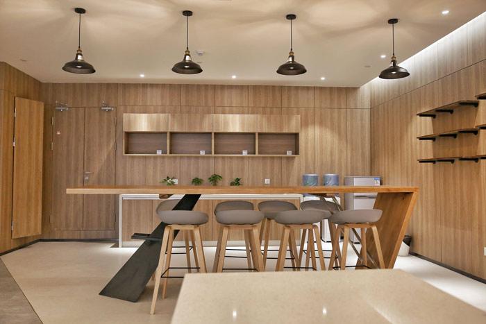 联合办公空间茶水间设计方案