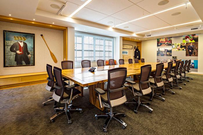 会议室文化墙设计效果图