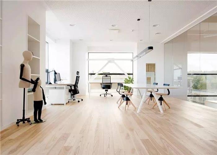 童装公司办公室装修设计案例