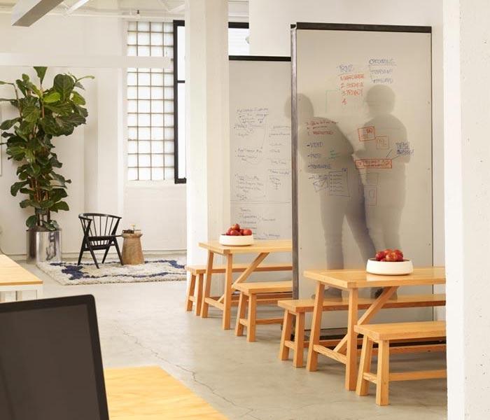 青岛办公室装修设计方案欣赏