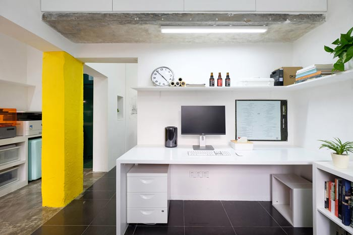 小型办公室改造设计