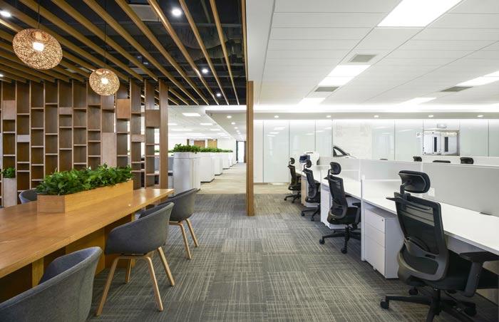 汽车租赁公司办公室设计方案