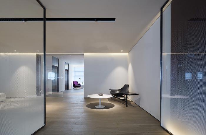 节能服务公司办公室装修设计案例