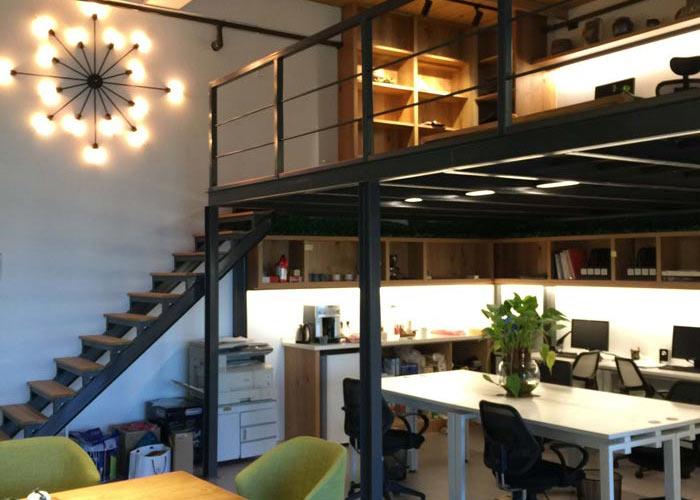 loft办公室设计方案