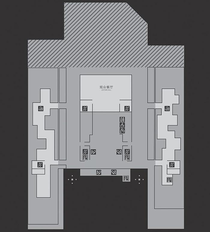观众餐厅效果图