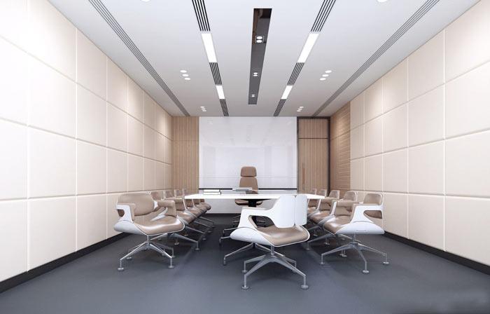 风投公司办公室设计方案