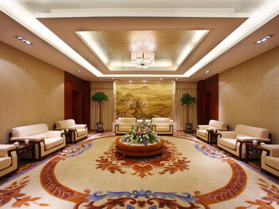 企业贵宾室室内设计案例