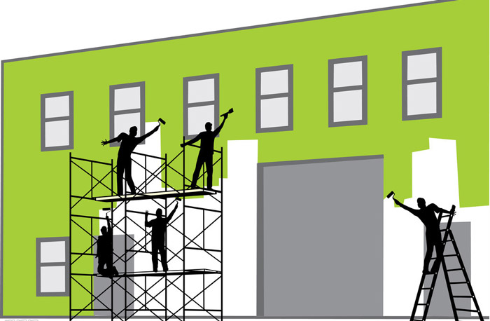 标准化工地管理效果图